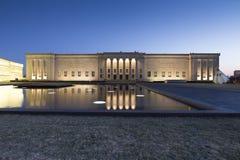 Museo de arte de Nelson-Atkins fotos de archivo