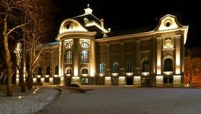 Museo de arte Riga Fotos de archivo libres de regalías