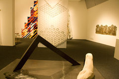 Museo de artes de Bellevue Foto de archivo libre de regalías