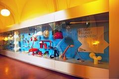 Museo de artes decorativos y del diseño Imagenes de archivo