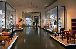 Museo de artes decorativos y del diseño Fotos de archivo