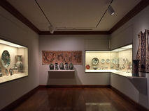 Museo de artes en Dallas Fotos de archivo