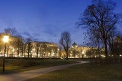 Museo de artes, Viena, Austria Fotografía de archivo