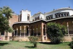 Museo de Artes y Costumbres Populares de Sevilla fotografía de archivo libre de regalías