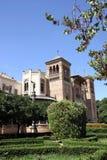 Museo de Artes y Costumbres Populares de Sevilla imagen de archivo libre de regalías