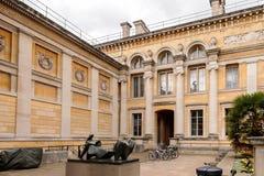 Museo de Ashmolean de Oxford, Inglaterra, Reino Unido imagenes de archivo