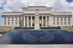 Museo de Auckland Fotos de archivo libres de regalías