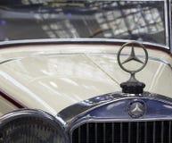 Museo de Autoworld, Bruselas, Bélgica, el 10 de julio de 2016 imagen de archivo