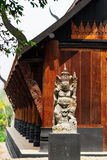Museo de Baandam en ChiangRai, Tailandia foto de archivo libre de regalías