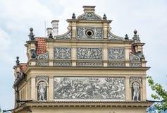 Museo de Bedrich Smetana en Praga, República Checa Foto de archivo