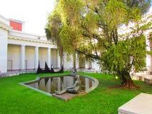 Museo de Bellas Artes Caracas fotografía de archivo libre de regalías