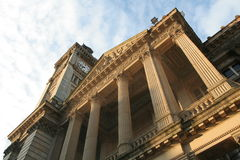 Museo de Birmingham y galería de arte imágenes de archivo libres de regalías