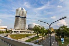 Museo de BMW en Munich imágenes de archivo libres de regalías