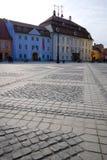 Museo de Bruckenthal en Sibiu Imagenes de archivo