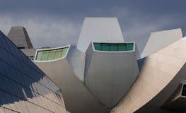 Museo de ciencia del arte Foto de archivo libre de regalías