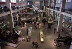 Museo de ciencia en Londres Fotos de archivo libres de regalías