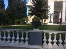 Museo de Corfú Grecia fotos de archivo