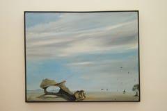 Museo de Dali Imagen de archivo libre de regalías
