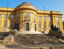 Museo de Deri imagen de archivo libre de regalías