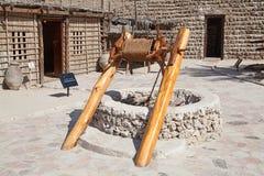 Museo de Dubai Foto de archivo