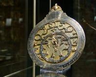 Museo de Estambul de la historia de la ciencia y de la tecnolog?a en Islam foto de archivo