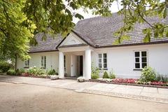 Museo de Frederick Chopin. Imágenes de archivo libres de regalías