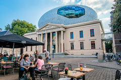 Museo, de Fundatie, Zwolle Fotografie Stock
