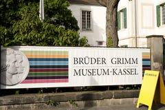 Museo de Grimm de los hermanos Foto de archivo libre de regalías