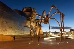 Museo de Guggenheim Fotos de archivo libres de regalías