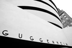 Museo de Guggenheim Foto de archivo