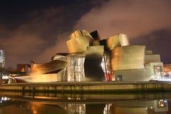 Museo de Guggenheim Imagen de archivo