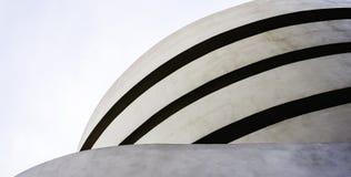 Museo de Guggenheim en New York City Fotografía de archivo