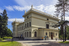 Museo de Hame en Tampere Imagenes de archivo