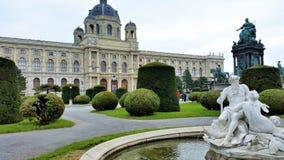 Museo de Kunsthistorisches, Viena Imágenes de archivo libres de regalías