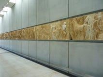 Museo de la acrópolis fotos de archivo libres de regalías