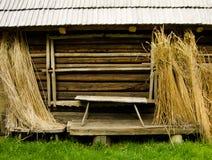 Museo de la aldea de Maramures imágenes de archivo libres de regalías