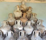 Museo de la arqueología subacuática Bodrum Turquía Fotos de archivo