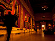 Museo de la bella arte Foto de archivo libre de regalías