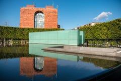 Museo de la bomba atómica de Nagasaki fotos de archivo