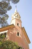 Museo de la casa de Antonio Gaudi imagen de archivo libre de regalías