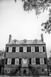 Museo de la casa de Davenport Imagen de archivo libre de regalías