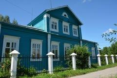 Museo de la casa de Lobachevsky foto de archivo libre de regalías