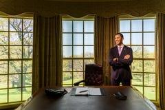 Museo de la cera de Barack Obama Figurine At Madame Tussauds Fotografía de archivo libre de regalías