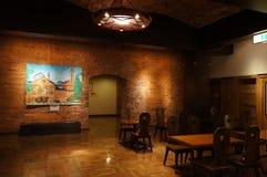 Museo de la cerveza de Sapporo Foto de archivo
