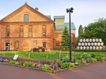Museo de la cerveza de Sapporo imagen de archivo