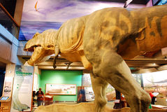 Museo de la ciencia, Boston Foto de archivo