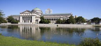 Museo de la ciencia y de la industria Fotos de archivo