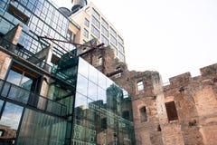 Museo de la ciudad del molino Fotografía de archivo libre de regalías