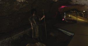 Museo de la cueva almacen de video