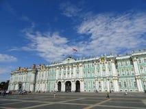 Museo de la ermita en St Petersburg Fotografía de archivo libre de regalías